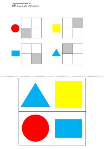 Logiblokken voorbeeld 2