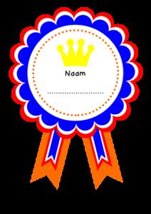Diploma Koningsspelen